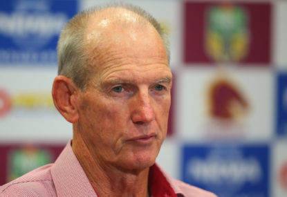 Wayne's Word: Remembering Wayne Bennett's first ever contract saga