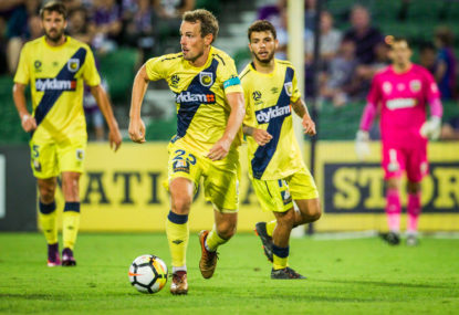 Central Coast Mariners' best 11 so far