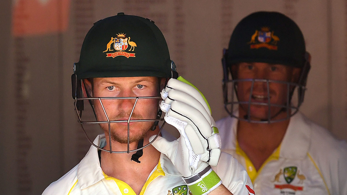 Paine, Langer back Bancroft to bounce back