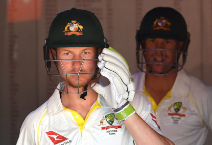 Reports: Cameron Bancroft axed for third Ashes Test