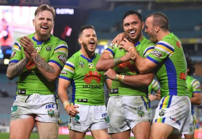 NRL Round 2 teams: Rapana makes surprise return for Raiders