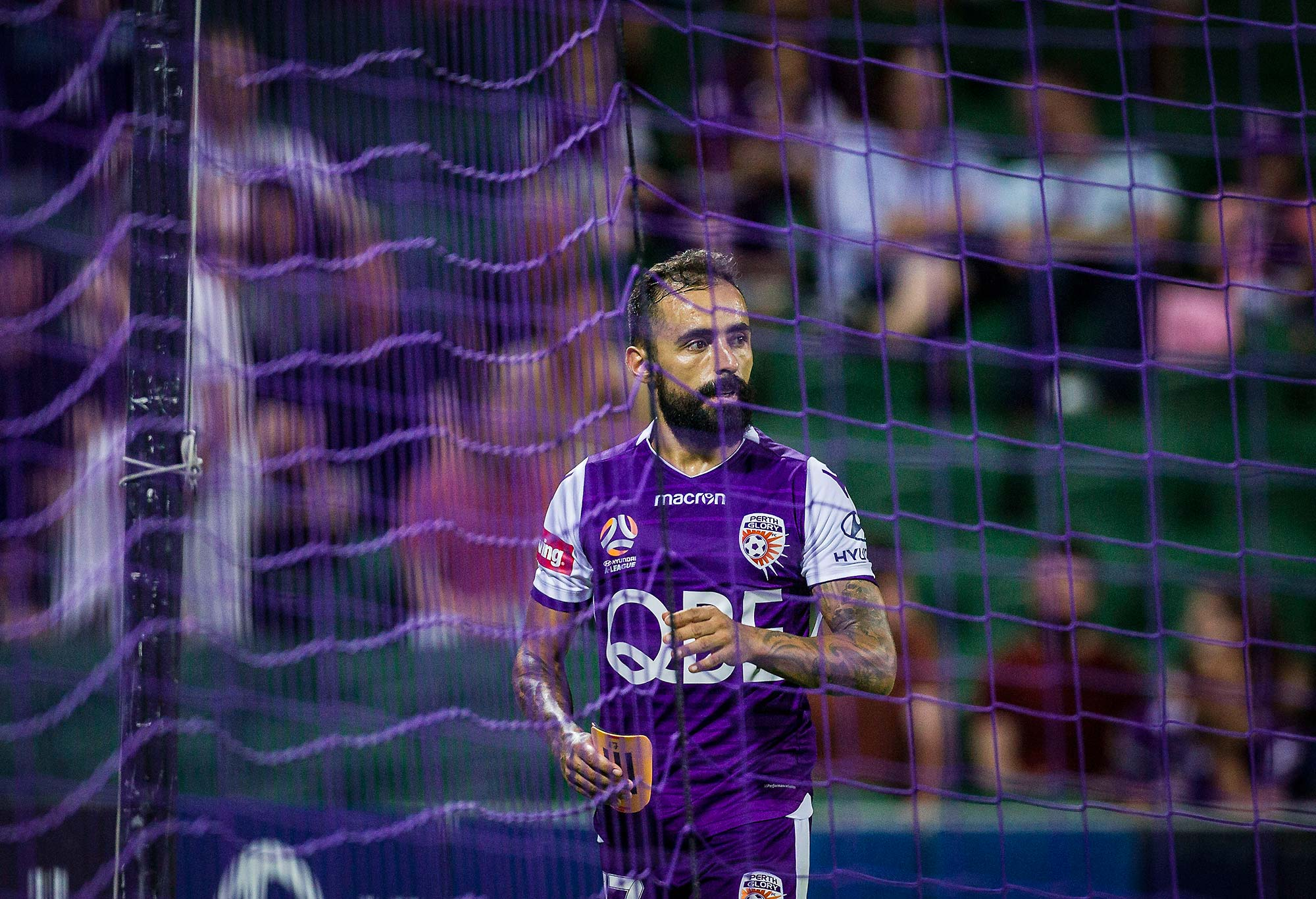 Diego Castro of the Perth Glory