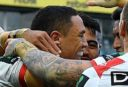Dragons fight back to beat Sharks