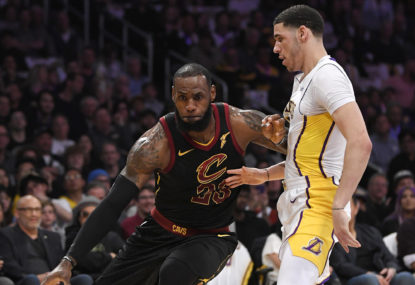 LeBron's move does nothing to change the status quo - yet