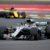Mercedes's Lewis Hamilton during 2018 preseason testing