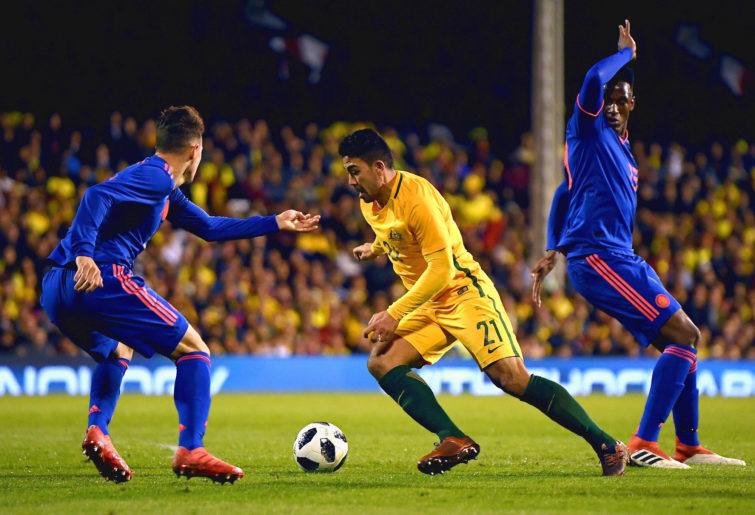 Insights into the Socceroos' style of play under Graham Arnold