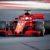 Ferrari's Sebastian Vettel during 2018 preseason testing