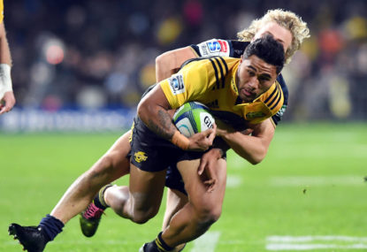 Blues vs Hurricanes: Super Rugby live scores, blog
