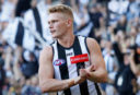 Melbourne Demons vs Collingwood Magpies: AFL live scores, blog