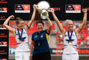 Mary's Wonder Women: Where are the female AFLW coaches?