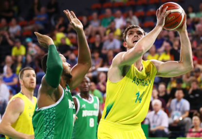 Australian Boomers vs Canada: Commonwealth Games Men's basketball gold medal match, live scores, blog