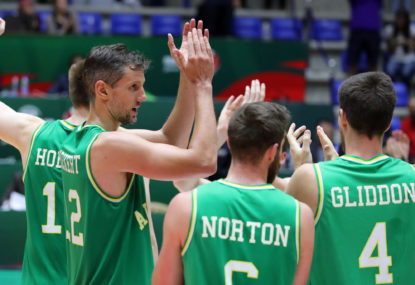Australian Boomers vs Canada: Commonwealth Games Men's basketball live scores, blog