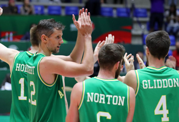 Australia Boomers FIBA Asia Cup victory