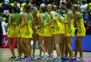Mary's Wonder Women: The Commonwealth Games