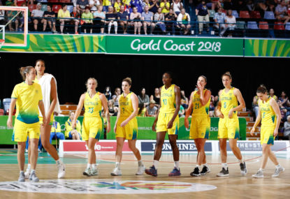 Australian Opals vs New Zealand: Commonwealth Games Women's basketball semi-final live scores, blog