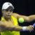 Ashleigh Barty of Australia at the Fed Cup.