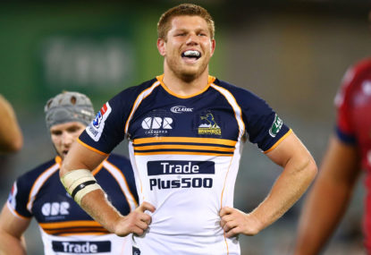 Highlanders vs Brumbies: Super Rugby live scores