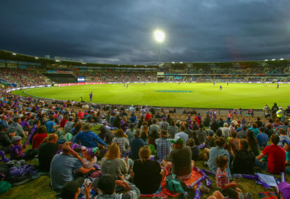 Tasmania deny paying Cricket Australia to host Big Bash fixtures