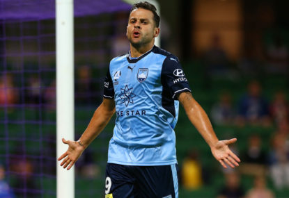 Bobo back as Sydney FC aim for three-peat