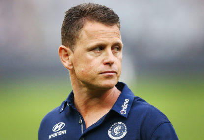 Sacking Brendon Bolton is not Carlton's solution
