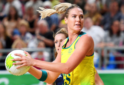 Time for netball to step up