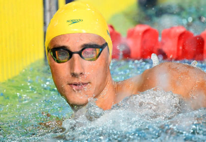 2018 Commonwealth Games: Swimming Day 5 heats, live updates, blog