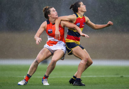 AFLW rule changes confirmed for 2019 season