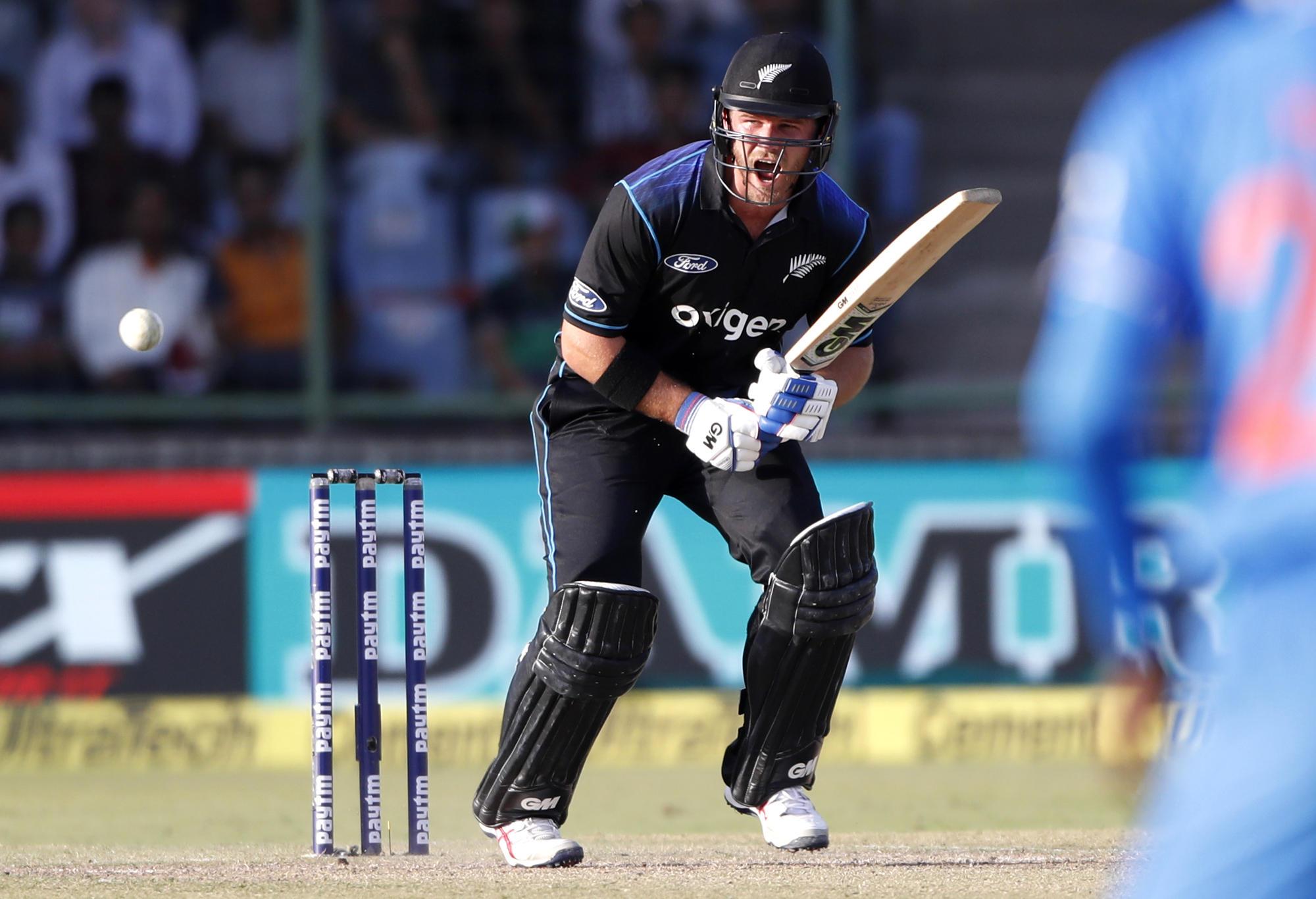 Corey Anderson New Zealand cricket
