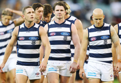The legendary Geelong figure who's suddenly back en vogue
