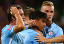 The race for the A-League's top six is as exciting as promotion and relegation