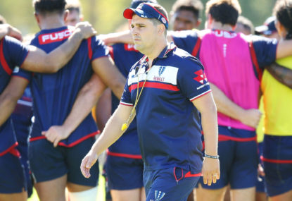 Rebels boss Dave Wessels stung by coaching criticism