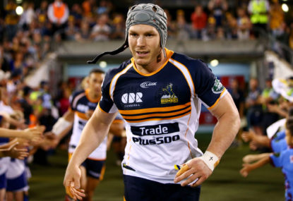 Brumbies vs Rebels: Super Rugby live scores, blog