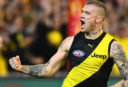 Tigers put one hand on minor premiership with win over Essendon