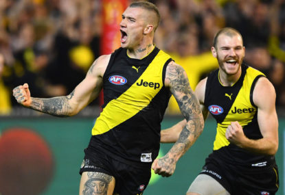 Richmond Tigers vs Brisbane Lions: AFL live scores, blog, highlights