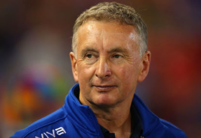 Newcastle Jets part ways with Ernie Merrick