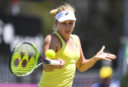 Gavrilova rolls ankle as Stosur advances in Prague