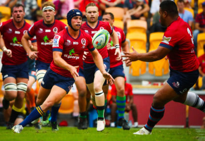 Reds vs Rebels: Super Rugby live scores, blog