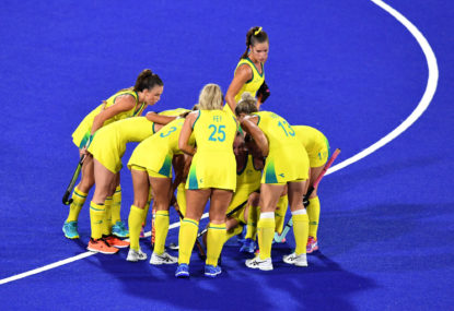 Australian Hockeyroos vs India: Commonwealth Games Women's hockey semi-final live scores, blog