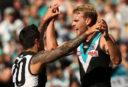 Port Adelaide Power vs West Coast Eagles: AFL highlights, live scores, blog