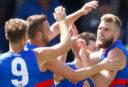 Western Bulldogs vs West Coast Eagles: AFL live scores, blog