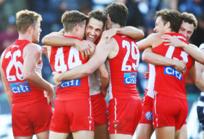 Why the Swans need their statesmen to fire