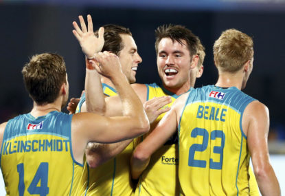 Australian Kookaburras vs England: Commonwealth Games Men's hockey semi-final live scores, blog