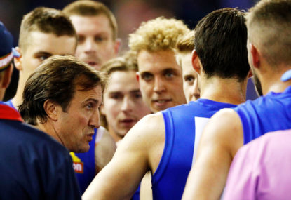 Tread carefully on AFL changes: Dogs coach