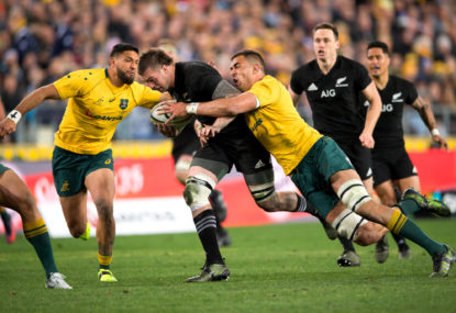 Locking in the best Wallabies set piece