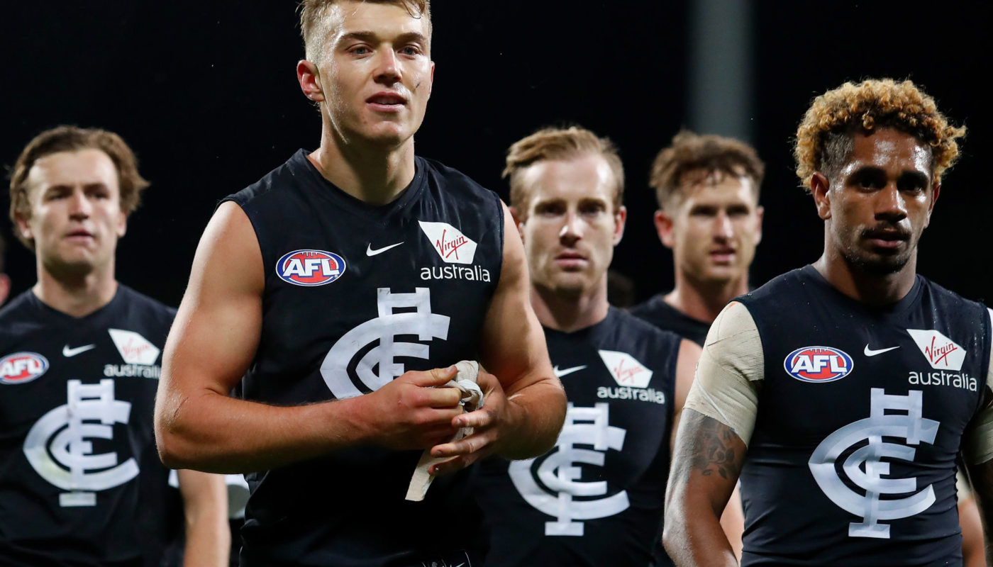 329778232222 The comprehensive end-of-year review  Carlton Blues