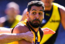 Puopolo frees anger Tigers in AFL clash