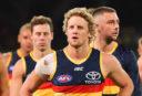 Crows star Sloane's AFL return unknown