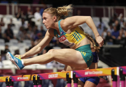 BREAKING: Sally Pearson withdraws from Commonwealth Games