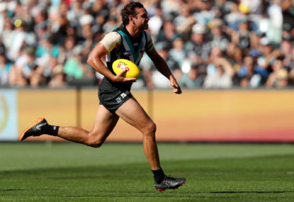 Motlop magic wins Showdown for Port