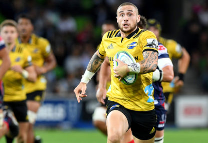 Hurricanes vs Sharks: Super Rugby live scores, blog
